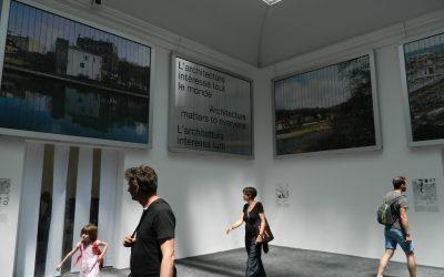 BIENNALE DI VENEZIA 2016 – architecture matters to everyone